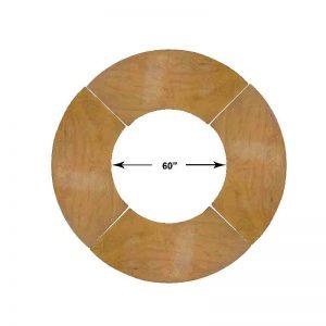 Serpintine-Table-Circle-60-Inch