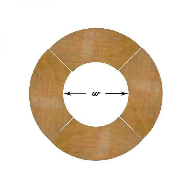 Serpintine-Table-Circle-60-Inch