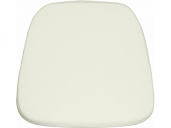 Soft Ivory Chiavari Chair Cushion Soft