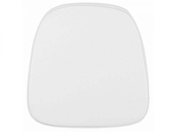 Soft White Chiavari Chair Cushion