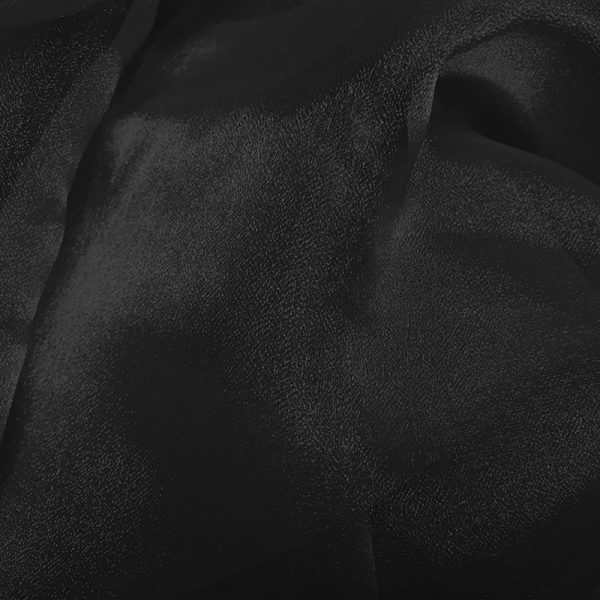 organza-Black