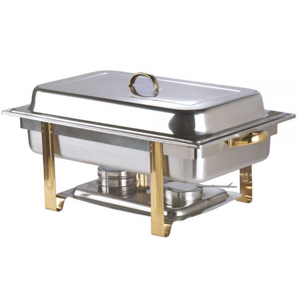 Chafer chrome and gold